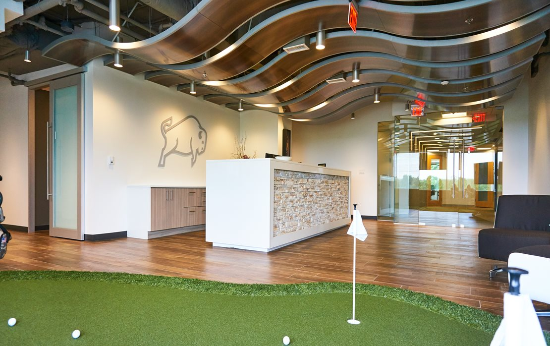 Billy Casper Golf Offices